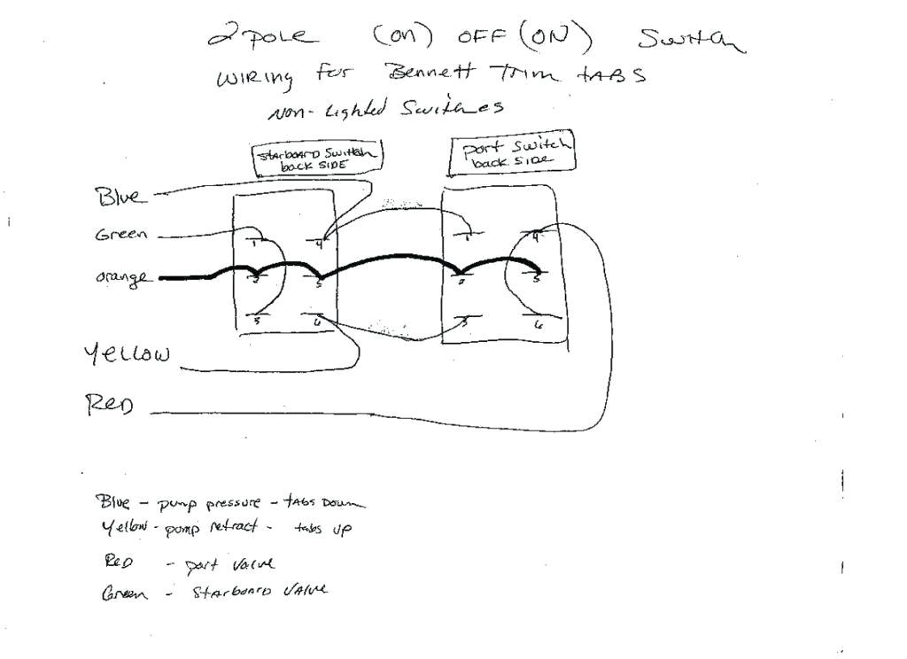 Trim Tab Wiring Diagram Bennett Trim Tab Wiring Diagram Bcberhampur org
