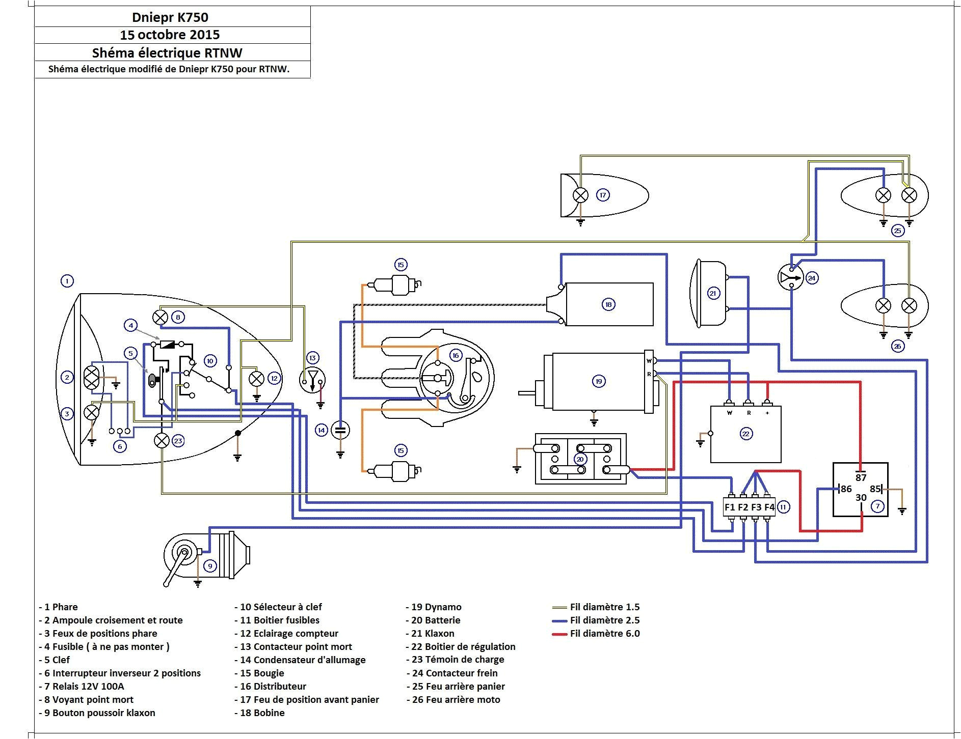Triumph T140 Wiring Diagram Pdf