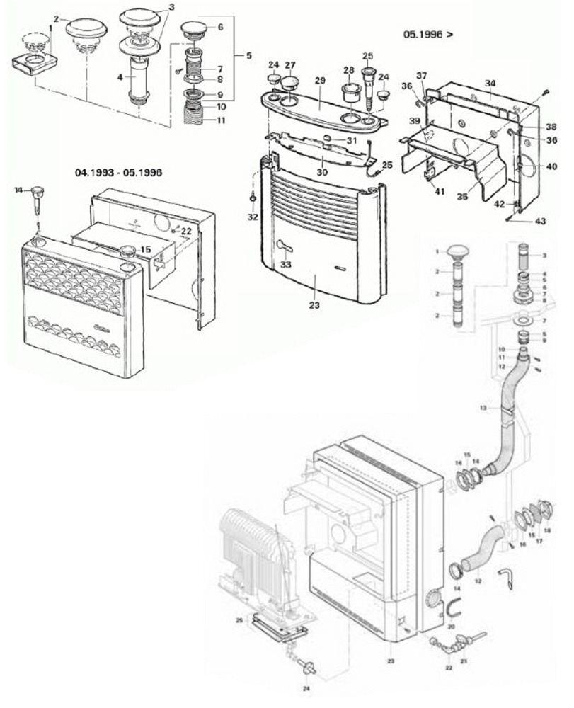 truma ultraheat wiring diagram fresh truma spares caravan accessories shop
