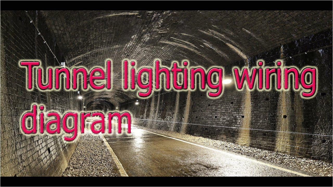 tunnel circuit lighting wiring diagram in hindi urdu youtube tunnel wiring diagram tunnel circuit lighting wiring