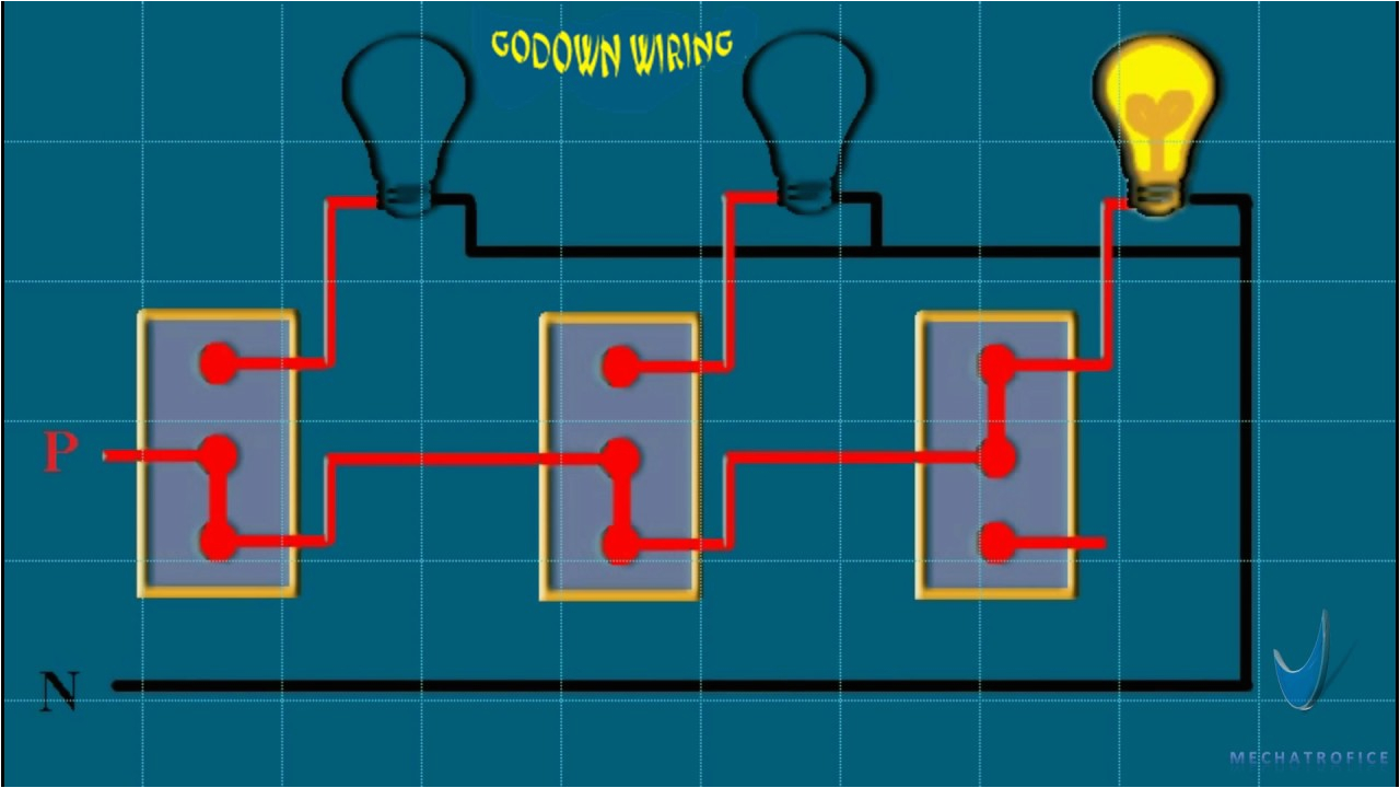 godown wiring circuit diagram and working tunnel wiring diagram pdf tunnel wiring diagram