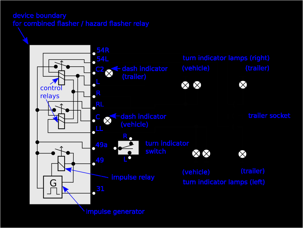 5 pin flasher relay diagram wiring diagram for you 12v flasher wiring diagram