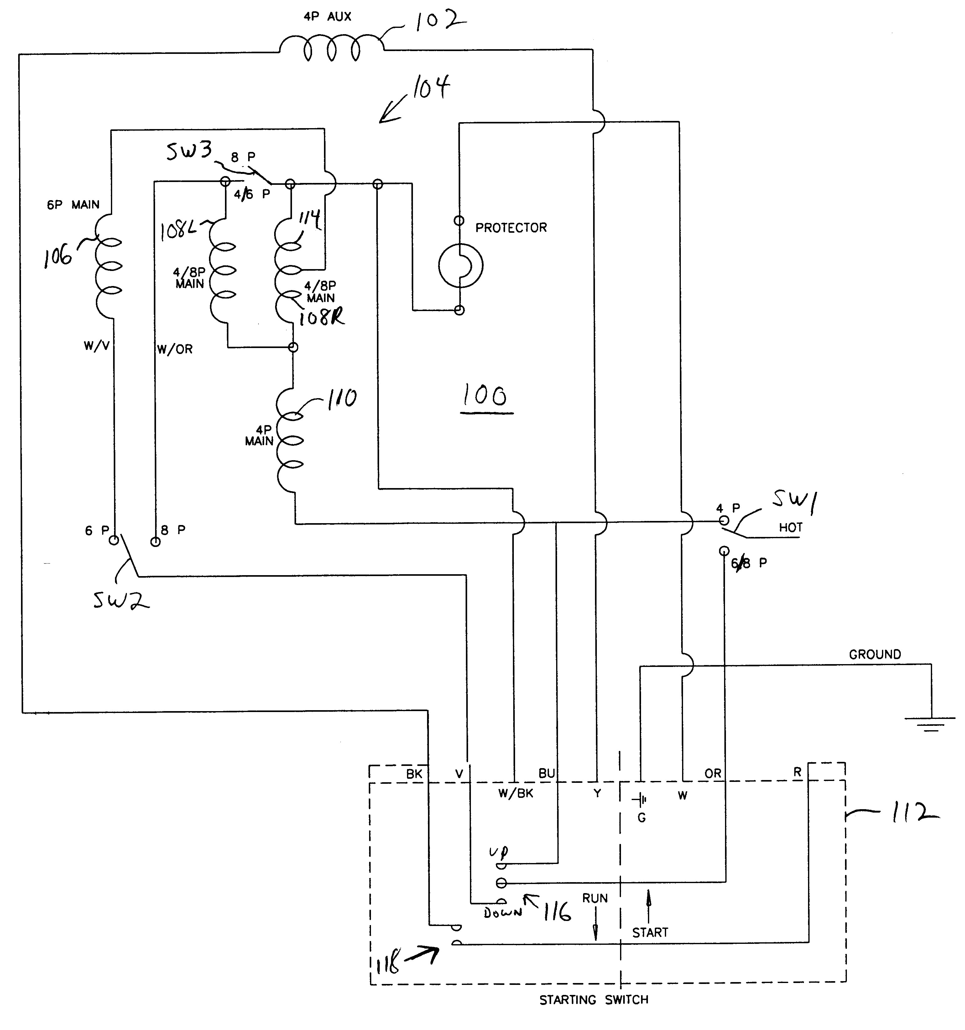 wiring diagram for capacitor fresh two value capacitor motor wiring diagram simplified shapes capacitor