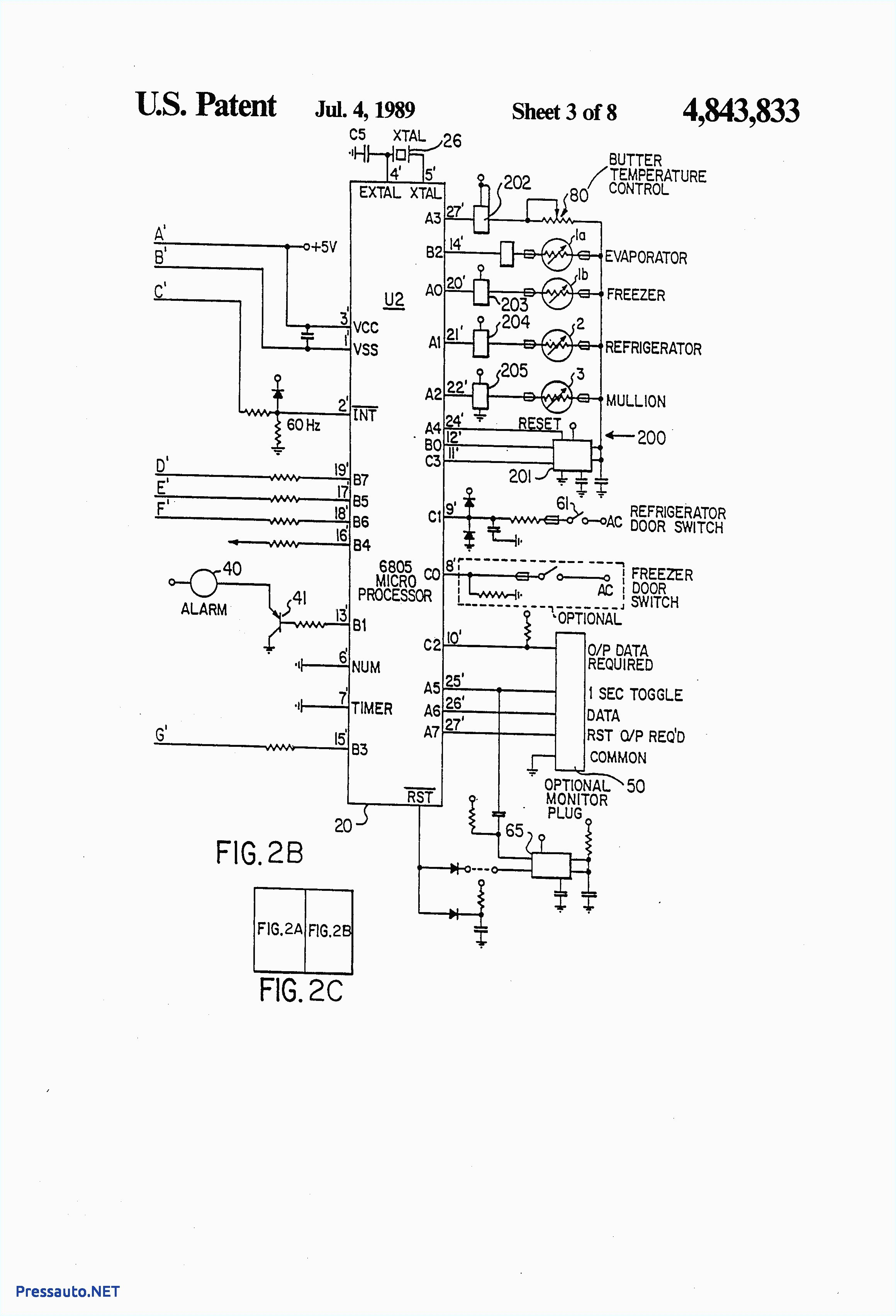 norlake walk in freezer wiring diagram sample