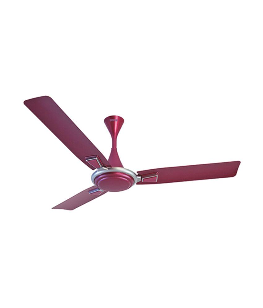 usha 1200 mm high speed raphael ceiling fan pink price in india buy usha 1200 mm high speed raphael ceiling fan pink online on snapdeal