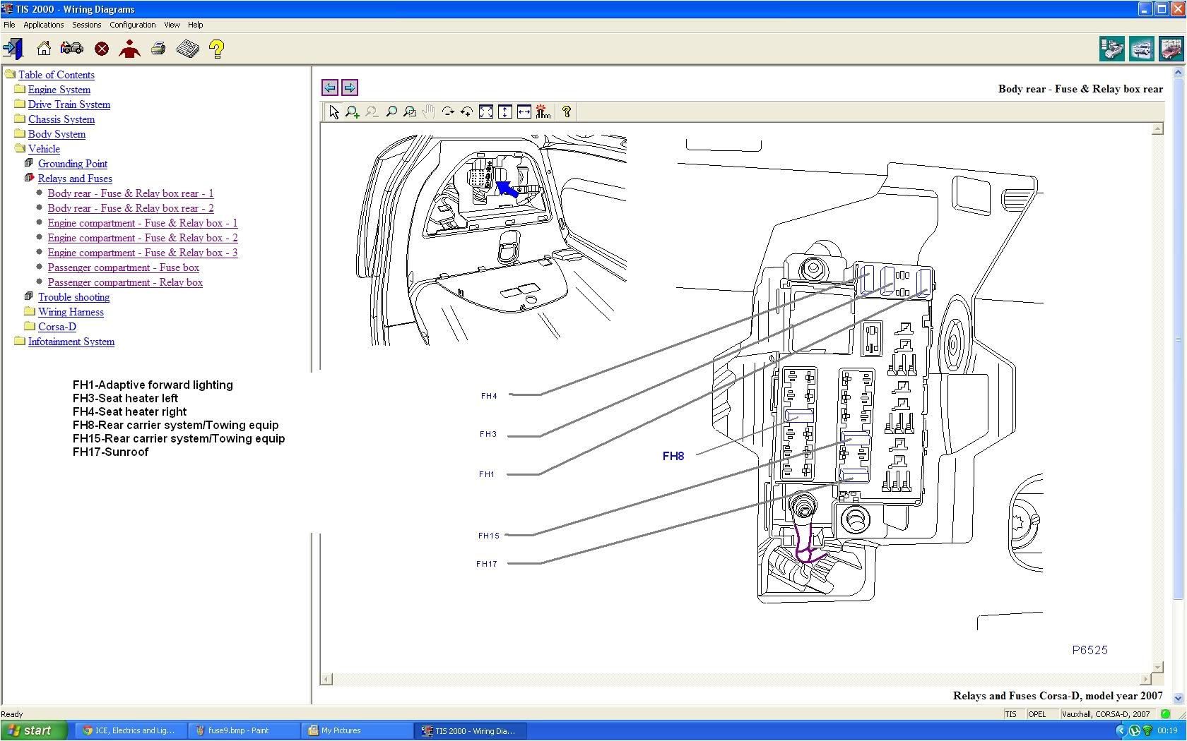 fuse box in opel corsa wiring diagram inside 2003 opel corsa wiring diagram