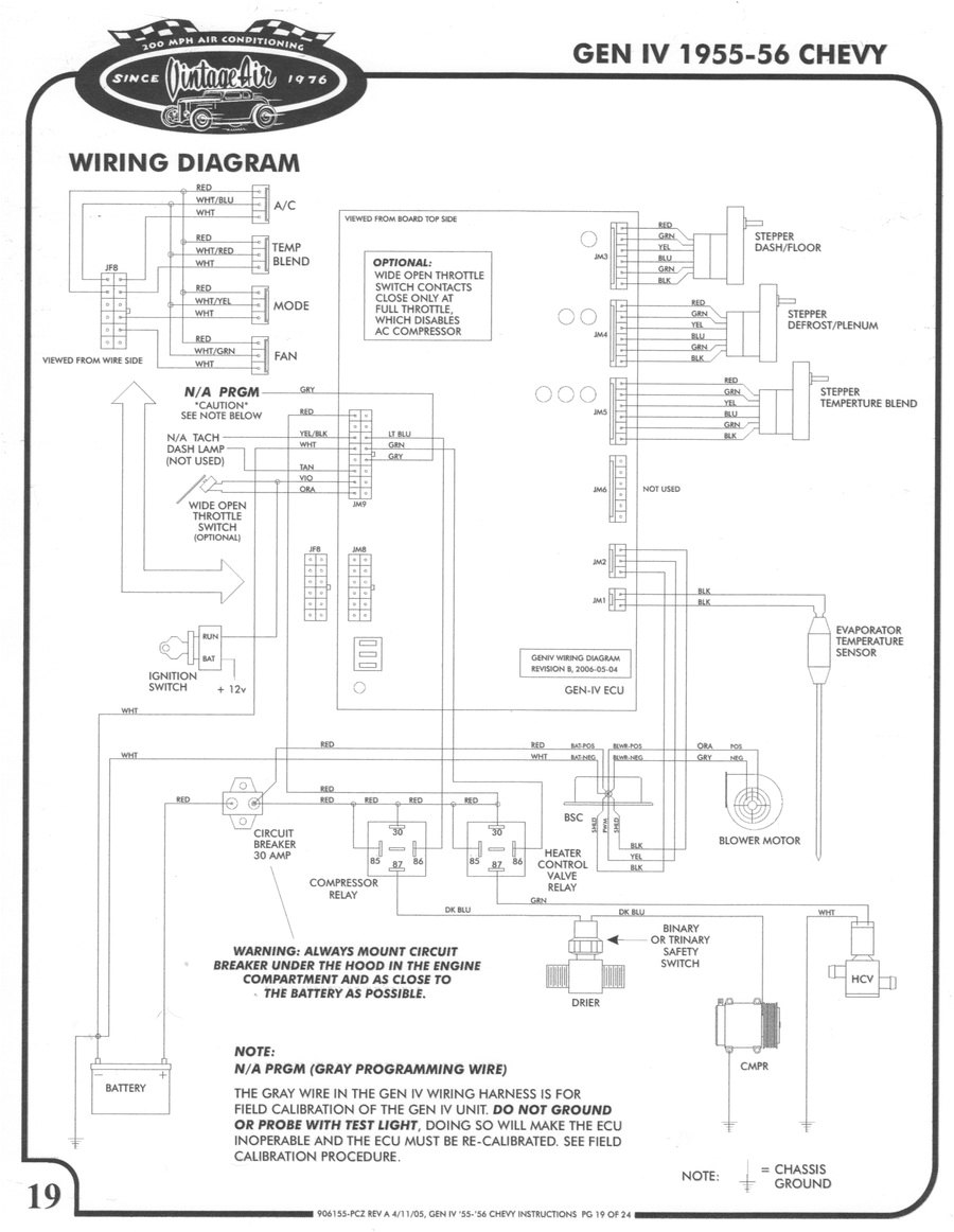 Vintage Air Trinary Switch Wiring Diagram Vintage Air Wiring Diagram Vacuum Wiring Diagram Long
