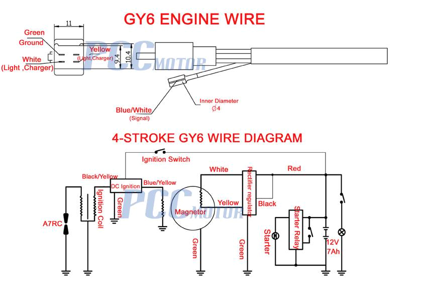 50cc wiring diagram