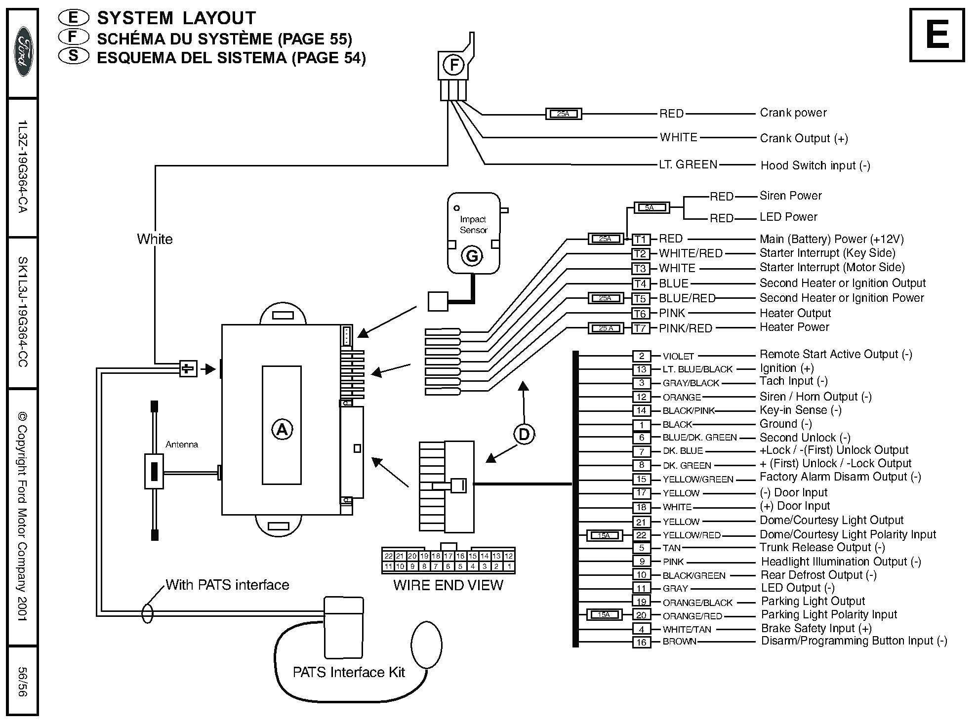 avital 3100 1 way wiring diagram wiring diagram fascinatingavital 3100 1 way wiring diagram data wiring