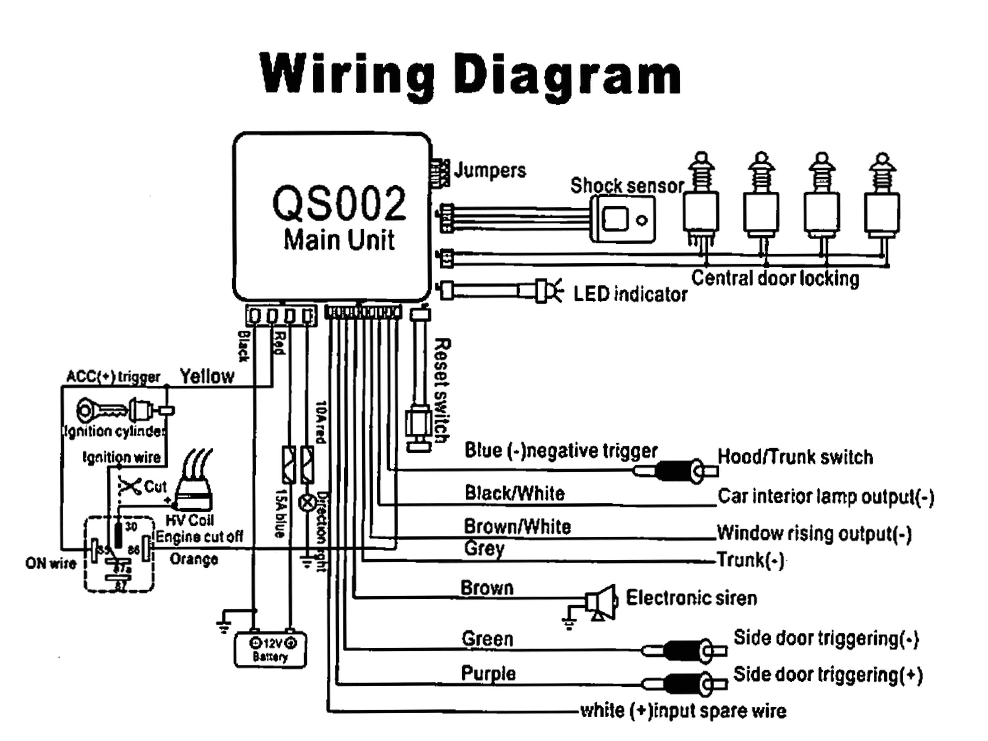 car alarm wiring guide wiring diagram expert viper alarm wire diagram alarm wire diagram