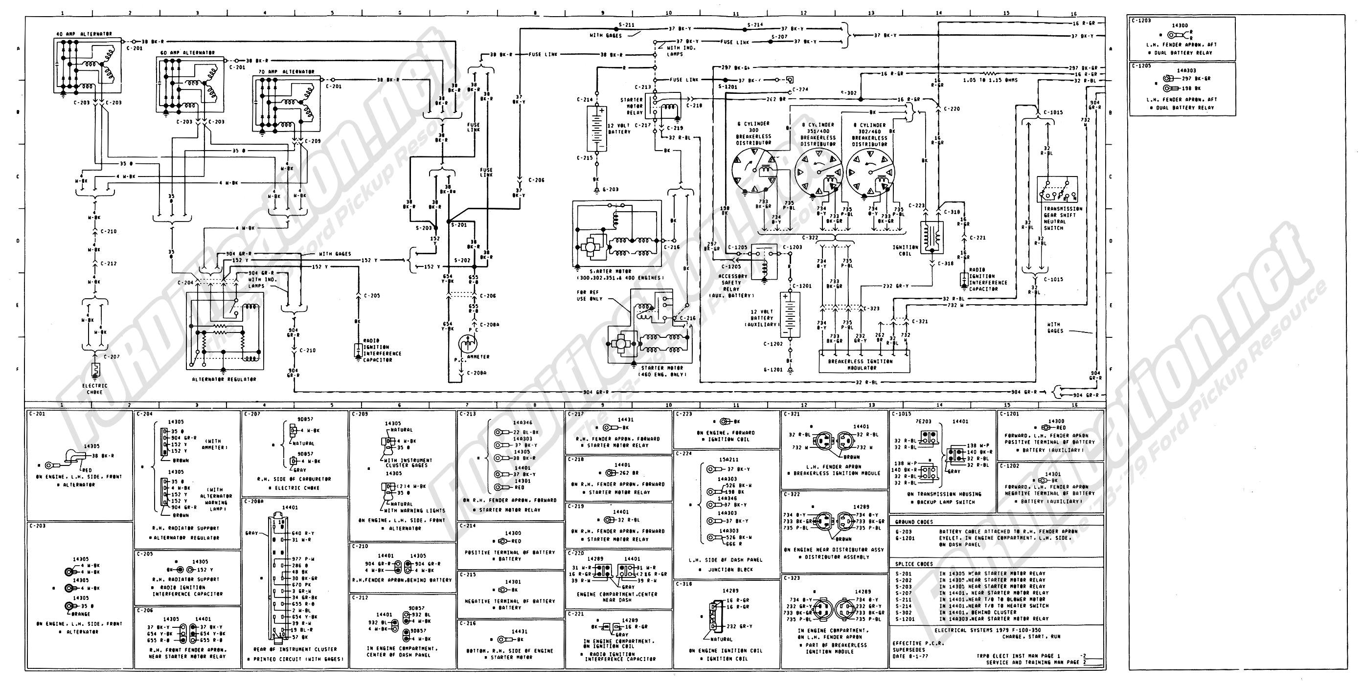 1977 ford econoline wiring diagram