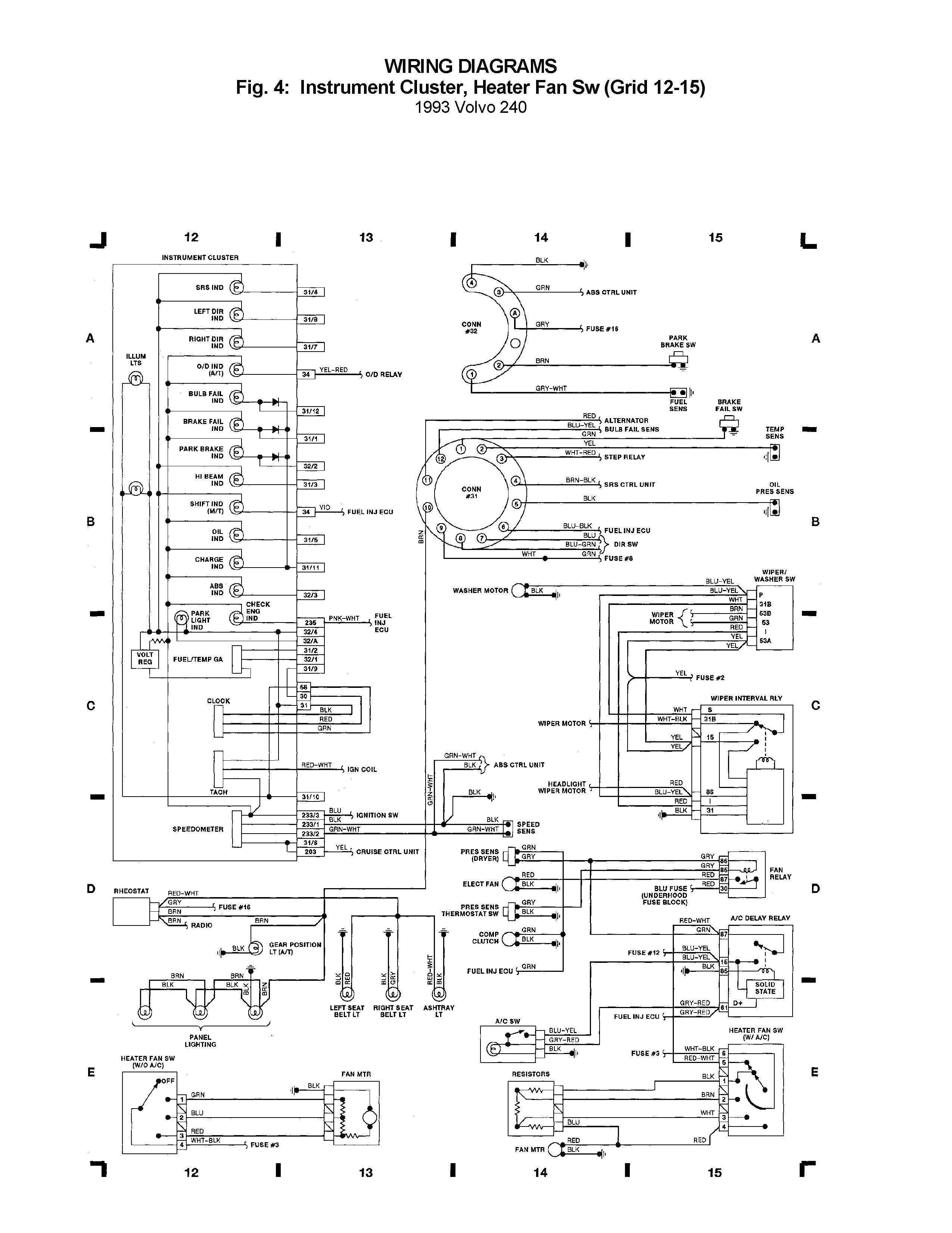 volvo 240 wiring diagram new volvo truck wiring diagrams horn diagram luxury sw em od