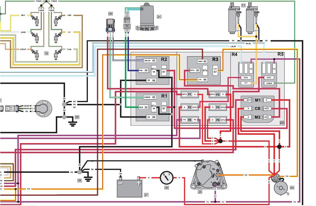 volvo penta wiring harness diagram wiring diagram site volvo penta wiring harness diagram