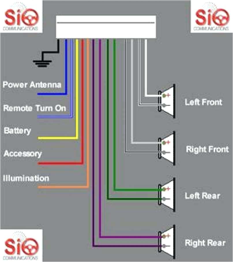 vt stereo wiring diagram