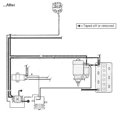vw bug alternator wiring wiring diagram mega vw alternator conversion wiring guide