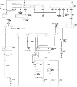 repair guides wiring diagrams wiring diagrams autozone com 1979 scirocco wiring diagram