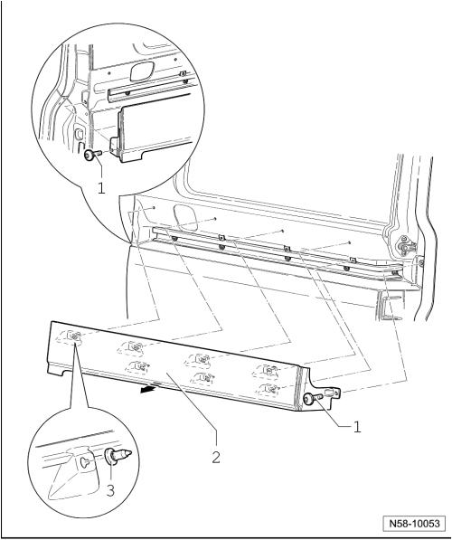 blown up diagram of t5 sliding door mechanism needed vw t4 forum vw t5 forum