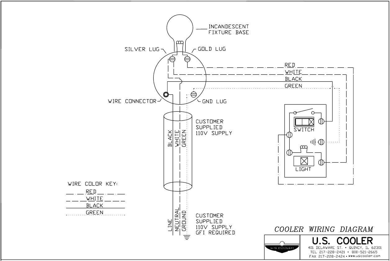 technical design drawings u2013 u s coolercooler wiring diagram