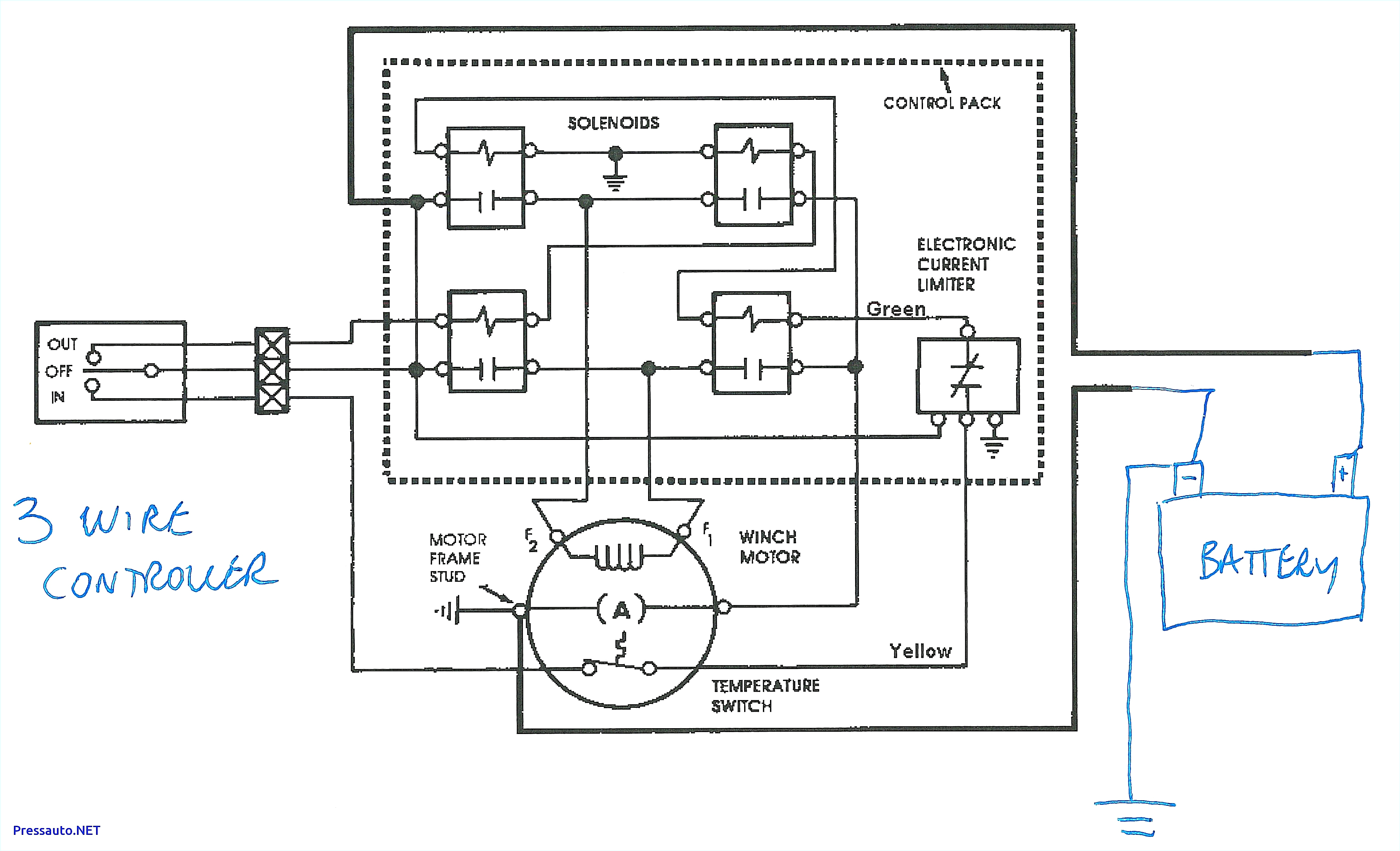 warn winch solenoid wiring wiring diagrams polaris warn atv winch wiring diagram warn atv wiring diagram