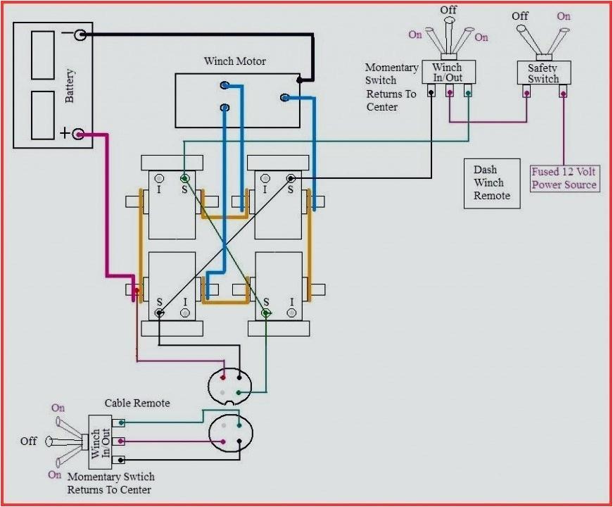champion winch wiring diagram