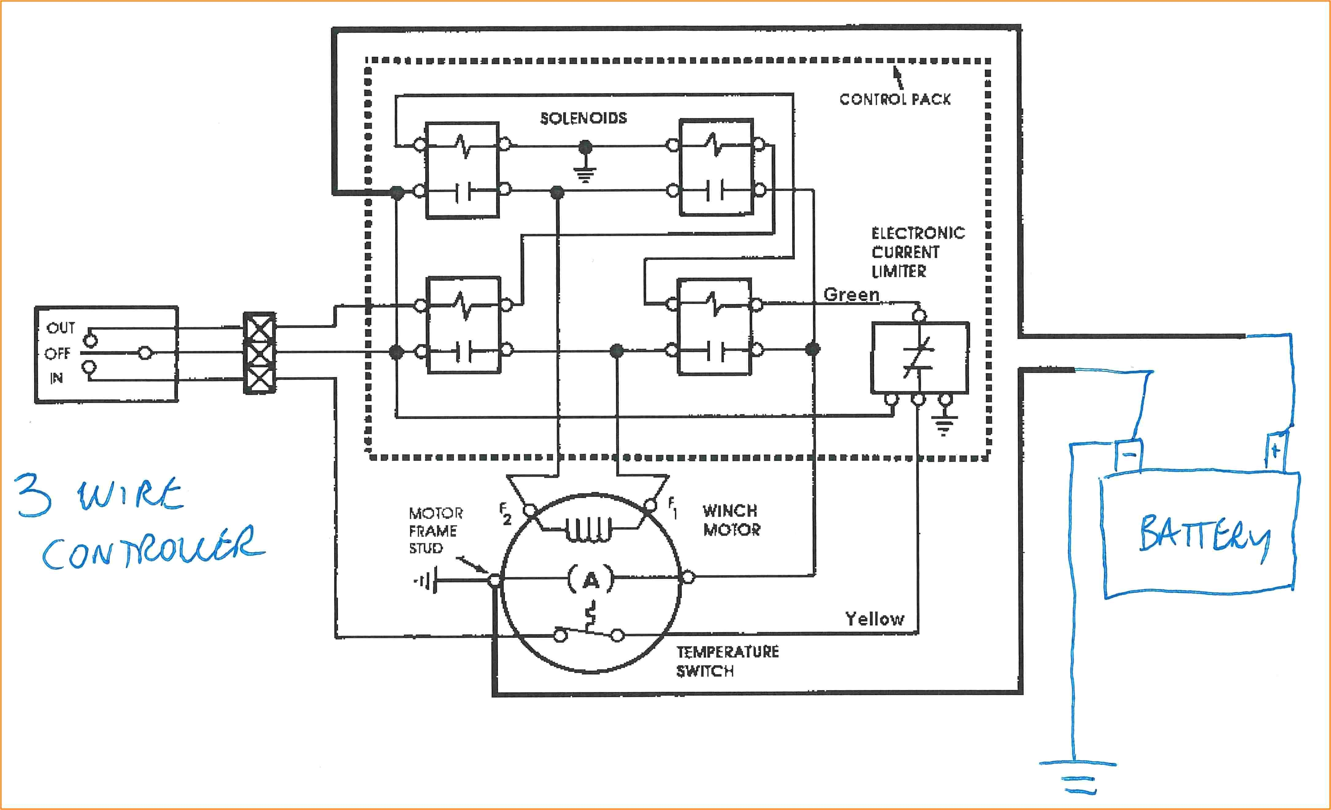Warn Winch solenoid Wiring Diagram Warn Winch Xd9000i Wiring Diagram Wiring Diagram Database