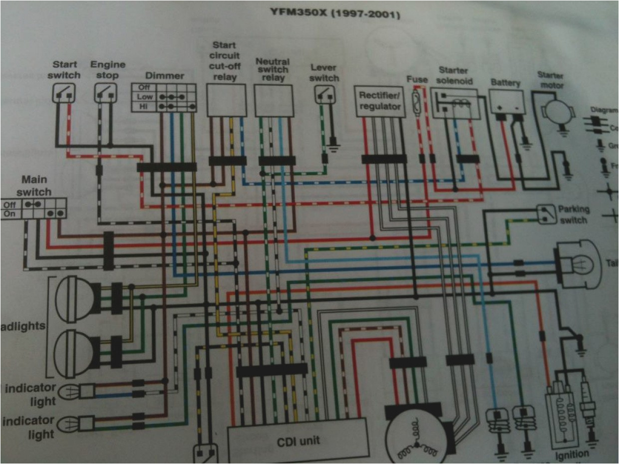 fresh 1987 yamaha warrior 350 wiring diagram new update best of for endearing enchanting 1999