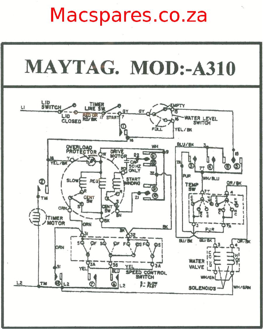 maytag a310