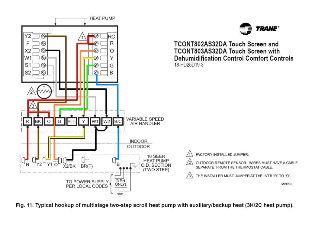 thermostat wiring color code heat pump wiring diagrams trane weathertron heat pump wiring diagram trane heat pump wiring diagram