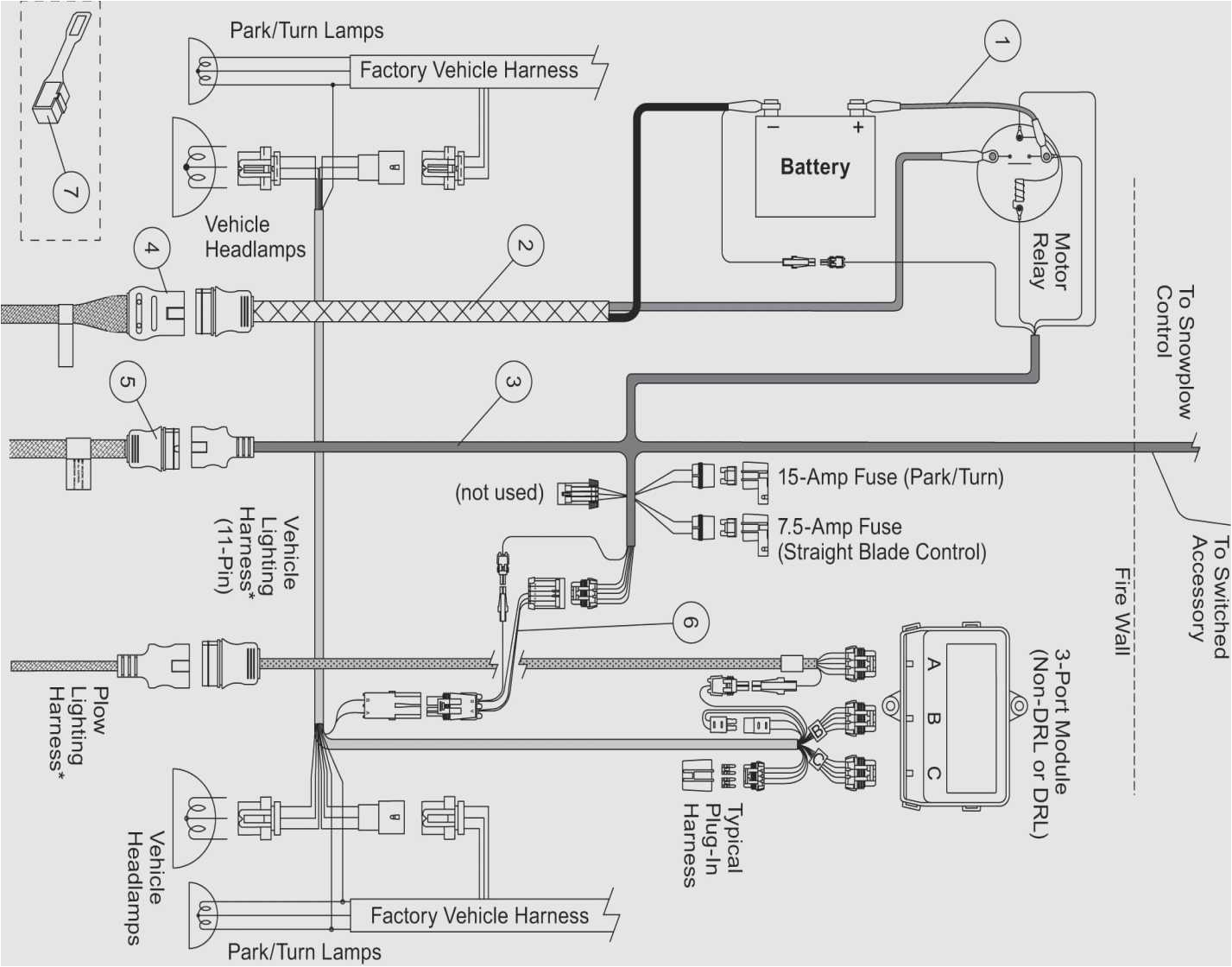 western snow plow wiring 1975 blog wiring diagramsnowplowlights wireing diagram uni mount plow emprendedorlink western pro