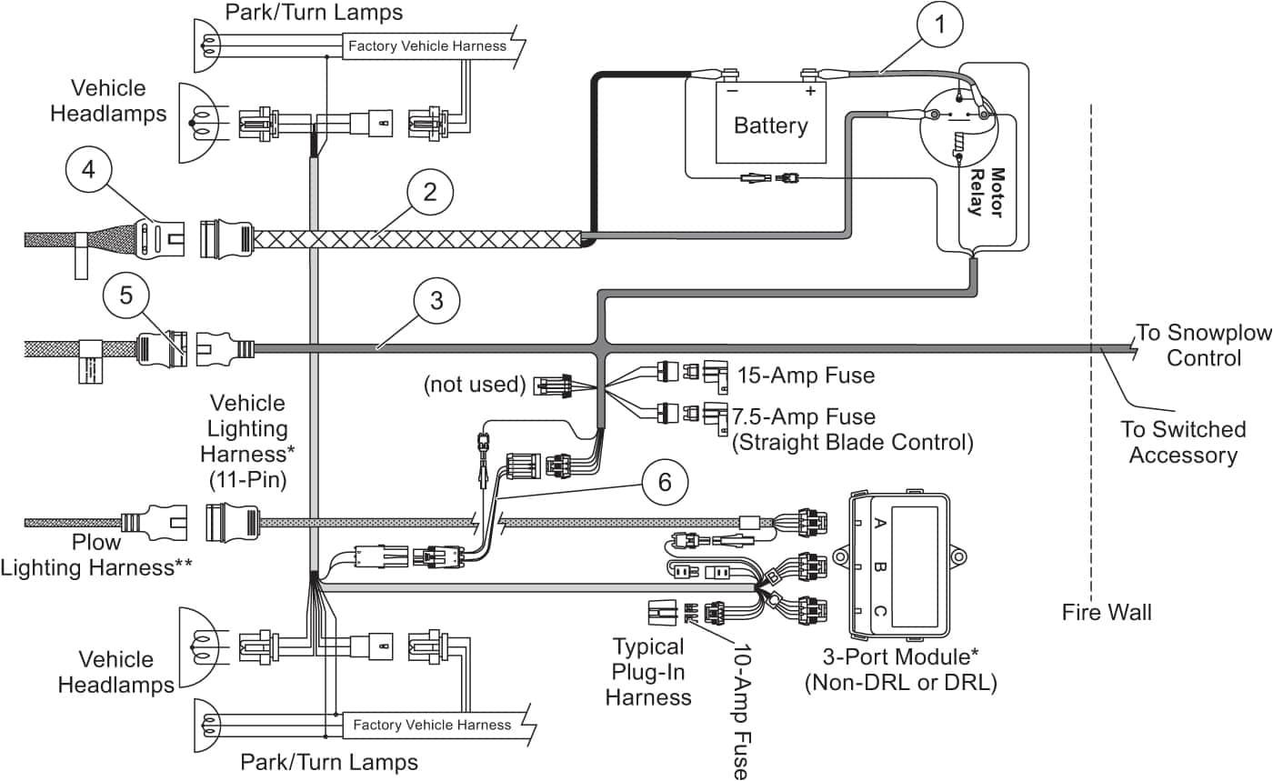 Western Salt Spreader Wiring Diagram Western Unimount Wiring Diagram Eyelash Me