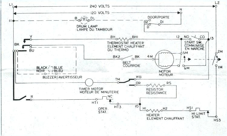 electric dryer wiring diagrams wiring diagram blog amana electric dryer wiring diagram