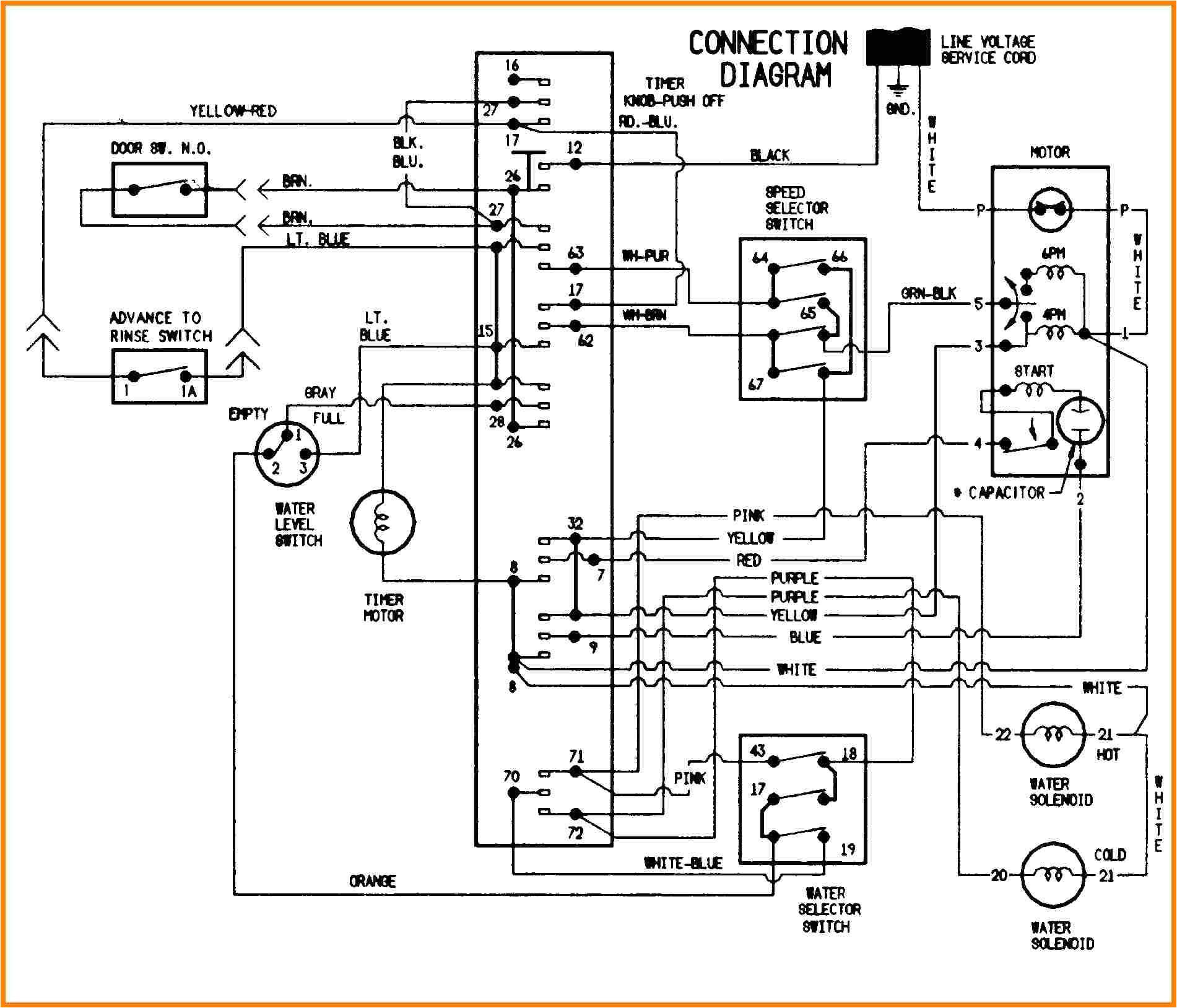 Whirlpool Semi Automatic Washing Machine Wiring Diagram Whirlpool Semi Automatic Washing Machine Wiring Diagram Elegant Lg