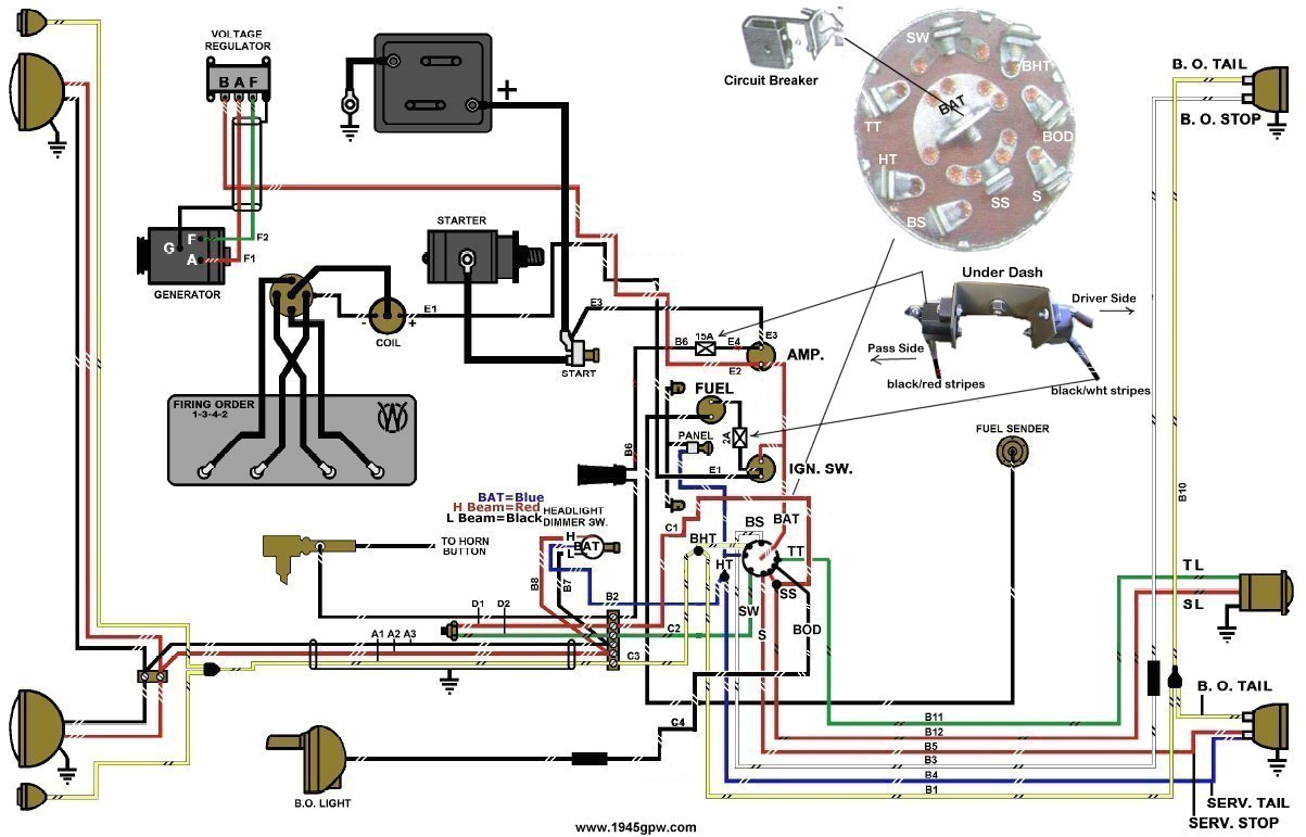jeep cj2a wiring diagram wiring diagram used1947 willys jeep wiring wiring diagram inside 1946 jeep cj2a