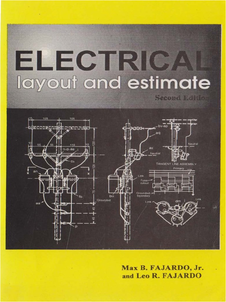 fajardo max jr electrical layout and estimate 2nd edition docshare tips