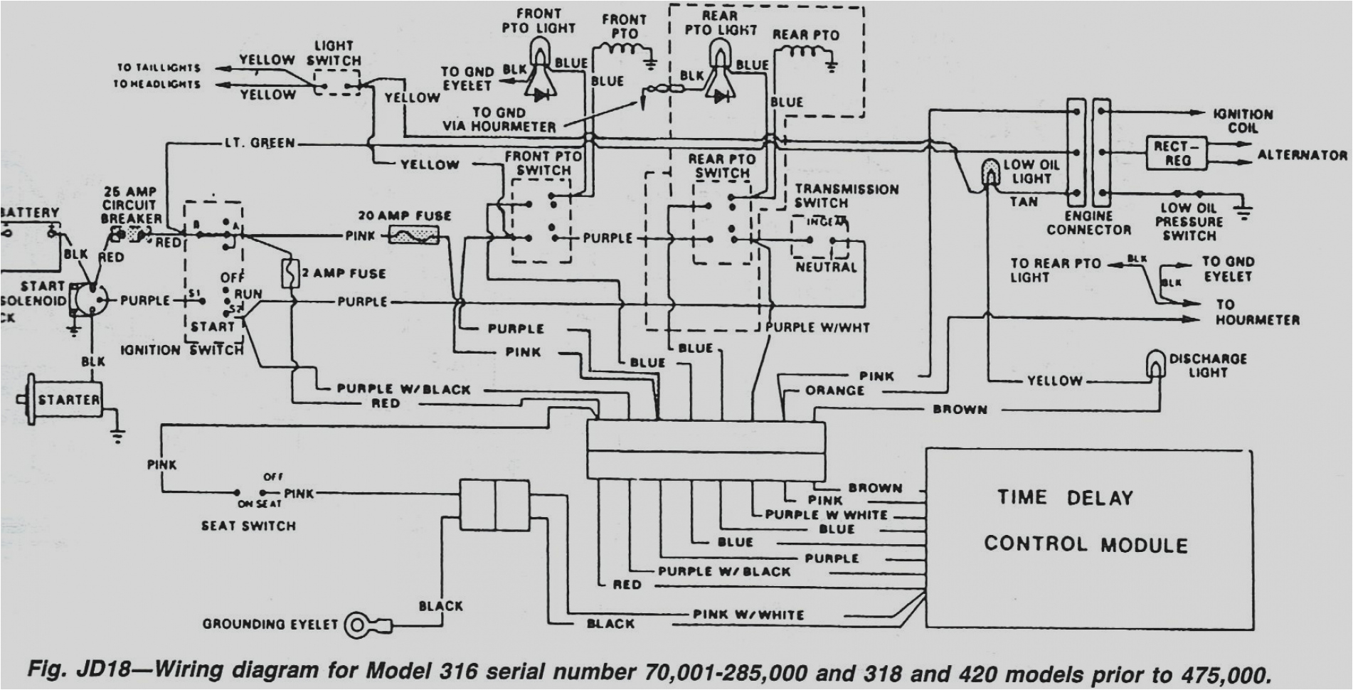john deere 445 wiring diagram free wiring diagram collection john deere g oil filter john deere