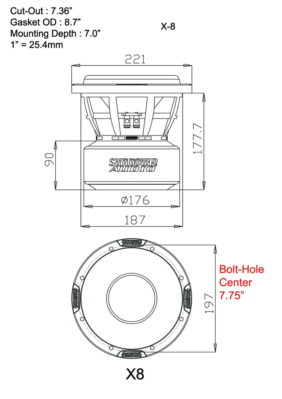 Wiring       Diagram    for 2 2ohm Subs   autocardesign