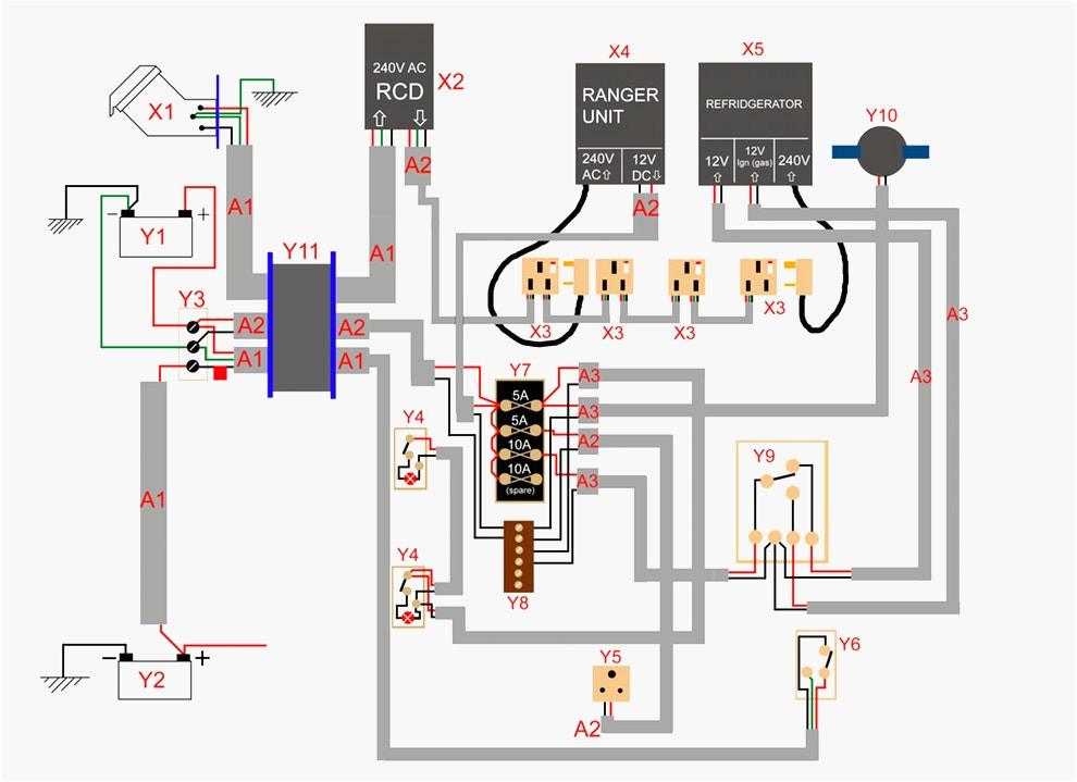 circuit breaker wiring diagram circuit breaker installation diagram lovely fridge diagram awesome 12v trailer wiring diagram 0d 59 best 13r jpg