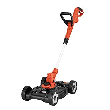 Wiring Diagram for Black and Decker Electric Lawn Mower Amazon Com Black Decker Mte912 12 Inch Electric 3 In 1 Trimmer