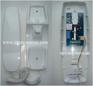bell bstl bc801 door entry intercom handset
