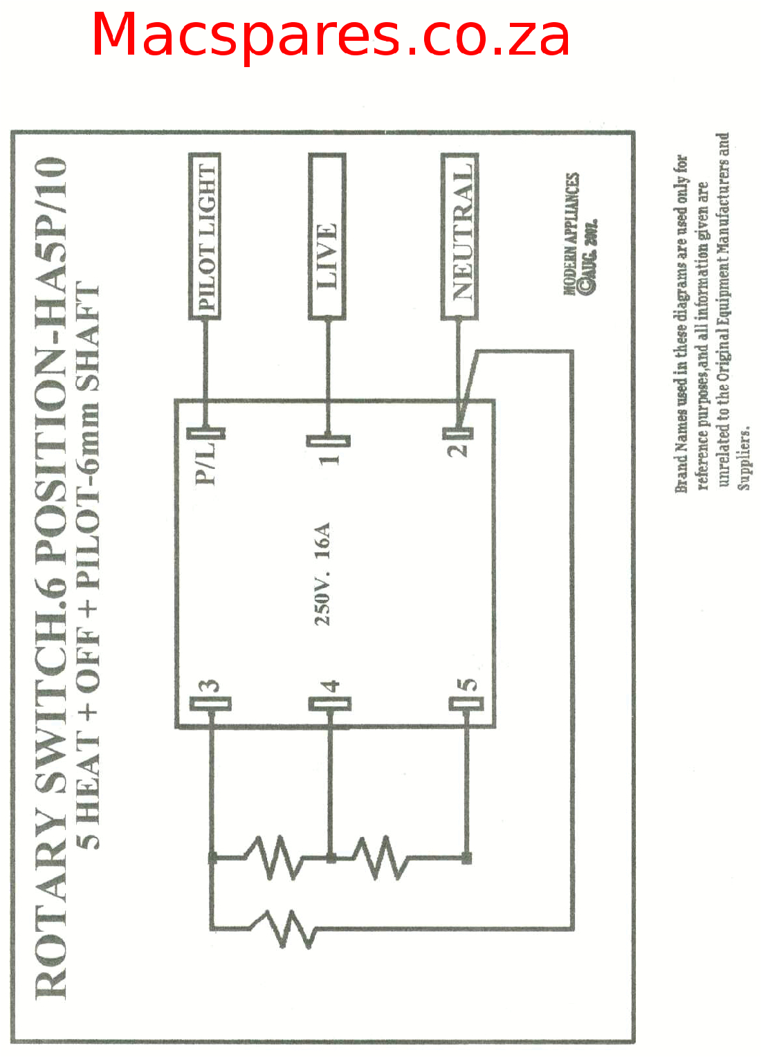 rotary switch 6 position ha gif