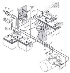 cartaholics golf cart forum gt e z go wiring diagram controller golf cart
