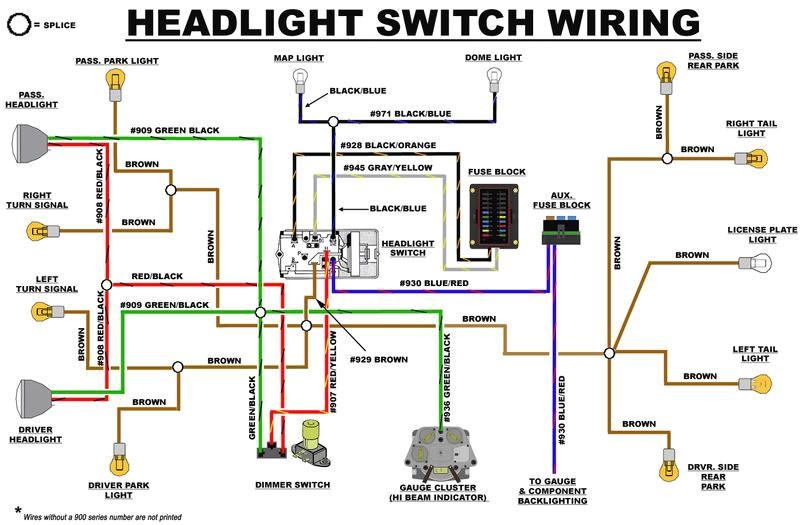74 satellite headlight switch wiring wiring diagrams value 74 satellite headlight switch wiring wiring diagram perfomance