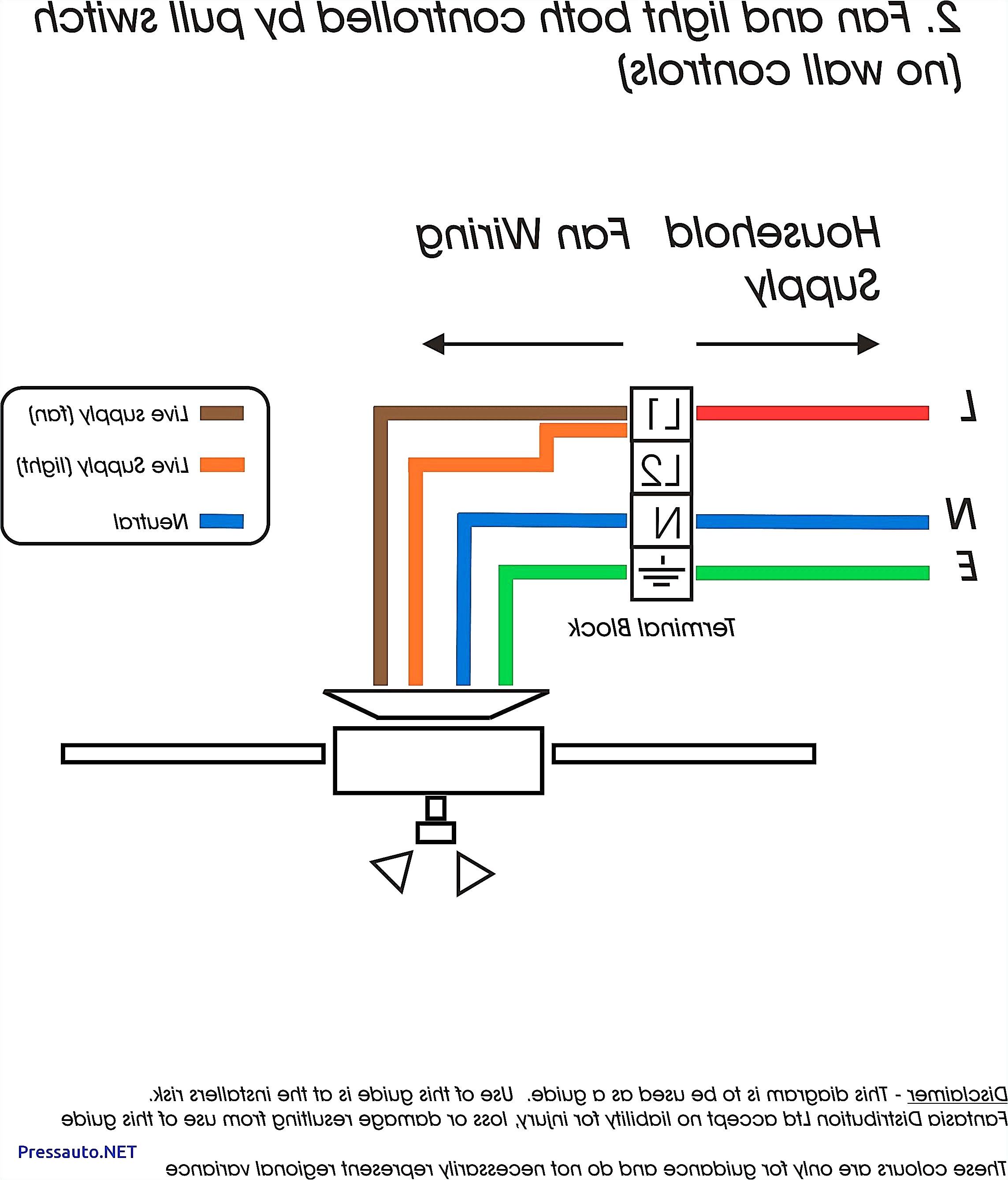 single phase motor diagram