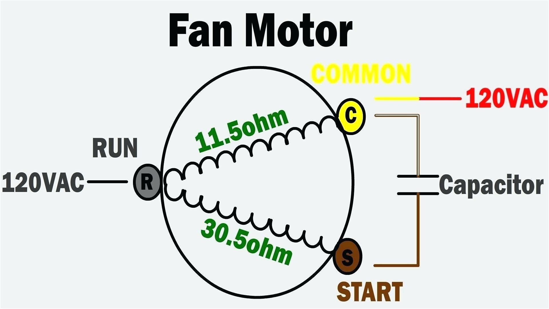 back to post wiring diagram ac fan motor