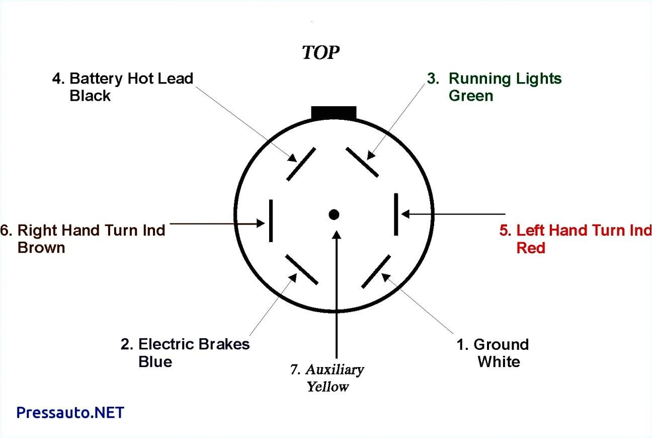 free trailer wiring diagrams schema wiring diagram database 6 pin round trailer wiring diagram free download