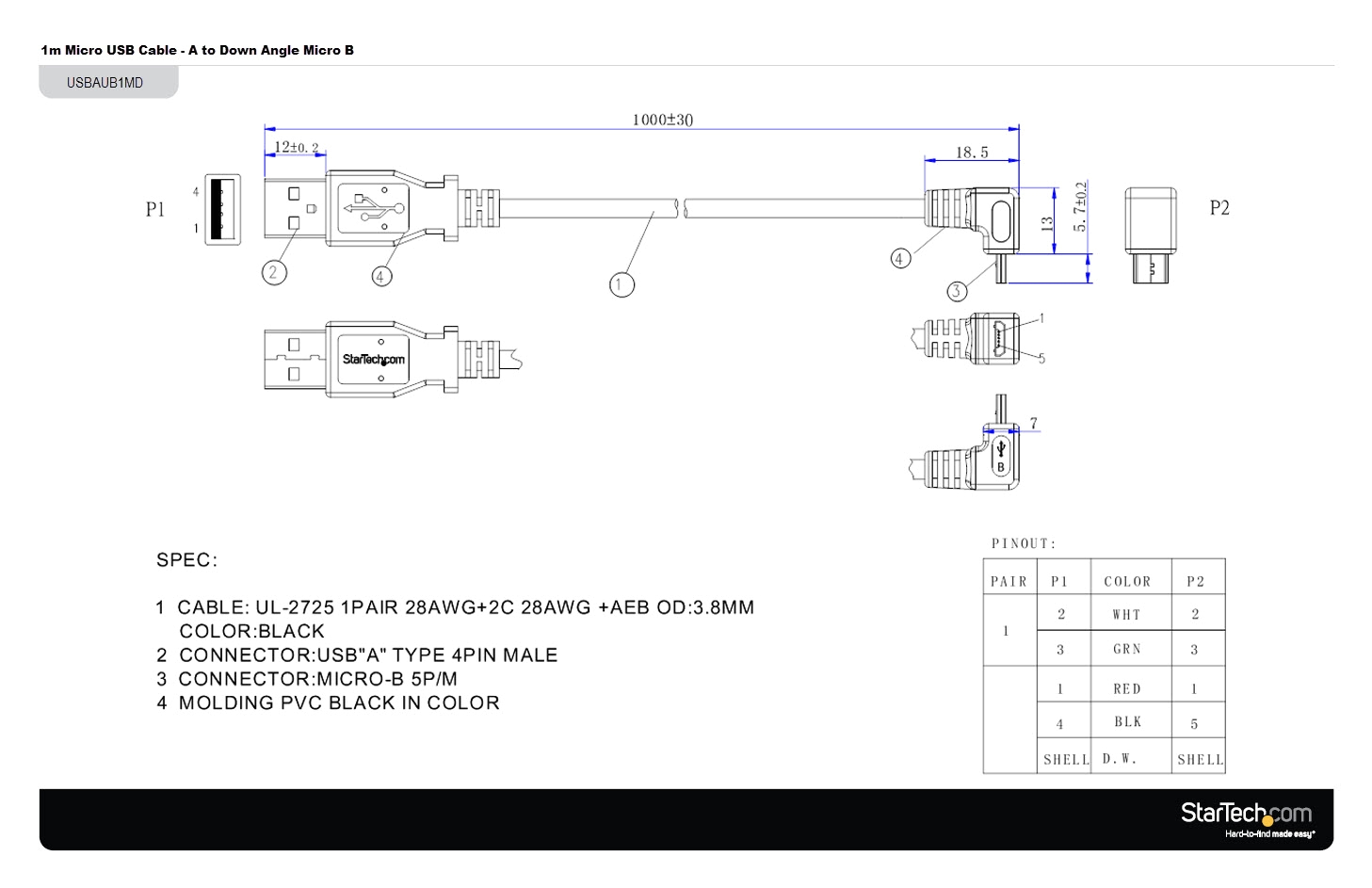Wiring Diagram for Usb Plug Micro B Usb Wiring Diagram Wiring Diagram Technic