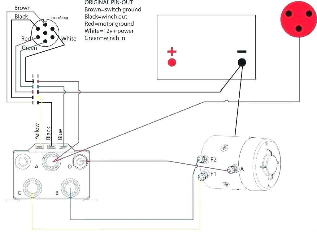 warn 9000 winch wiring diagram wiring diagram datasource