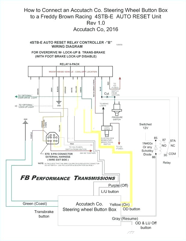 7 pin wiring diagram unique trailer light tester box how to wire up a 7 pin