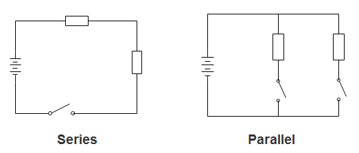 circuit diagram in parallel wiring diagram rules series circuit wiring diagram