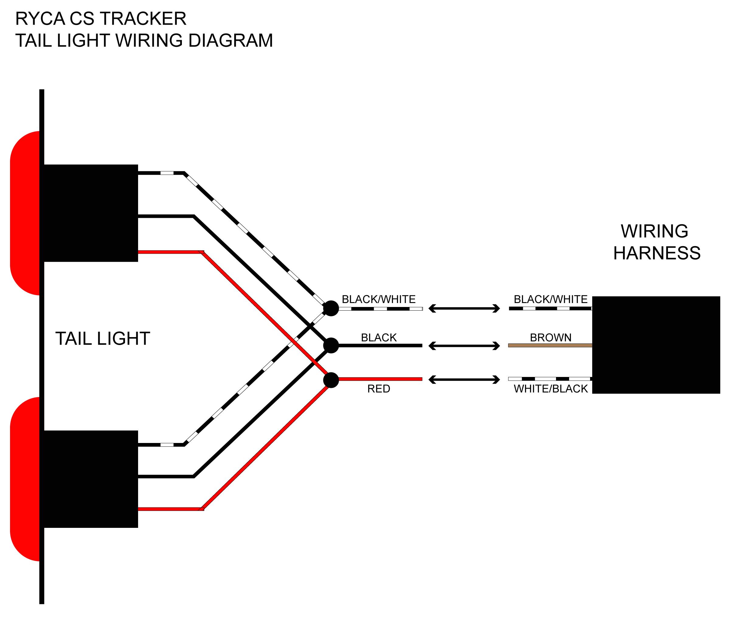 light 4 pin tow wiring diagram wiring diagram database nissan trailer wiring leds